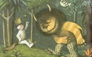 he was made king of all wild things