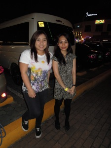 With Urbandub's Lalay Lim (my date! Haha, I wish!) (Also, ignore my oily face)